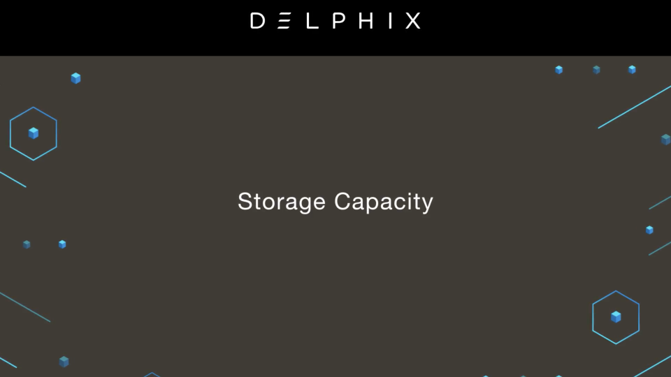 how to improve storage capacity